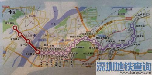 南京地铁4号线2期什么时间开建
