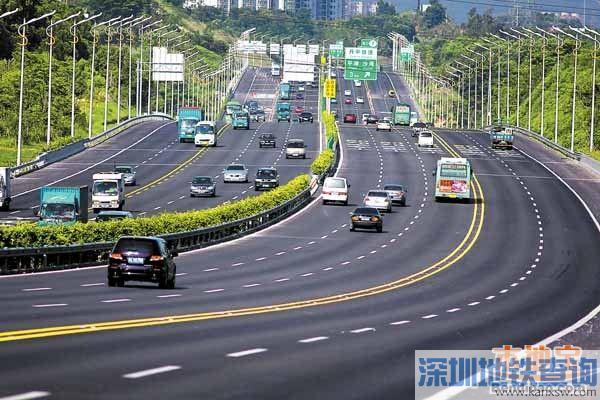 深圳3条高速有望免费   水官、清平和东部过境高速