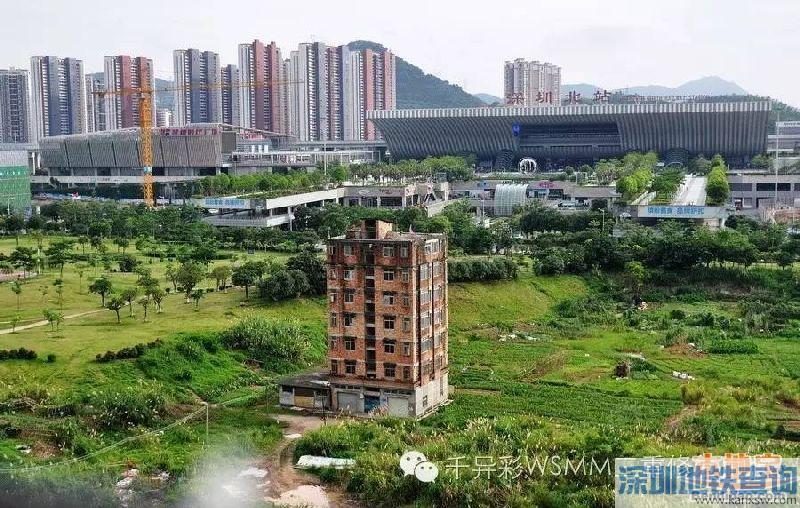 深圳最牛钉子户是谁?为何拒2000万补偿?