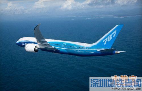 深圳6月底开通到卡尔加里航班   每周三班2380元起