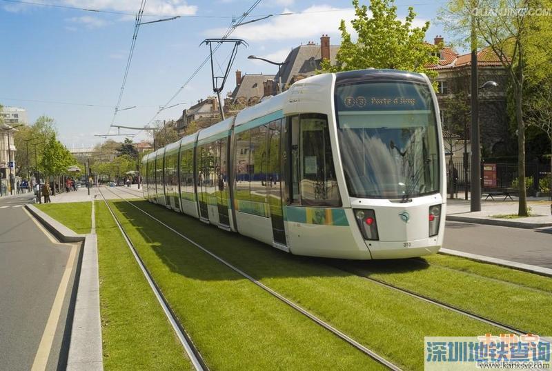 龙华有轨电车年底建成 明年3月或试运营
