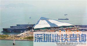 深圳太子湾邮轮母港将于年底开港