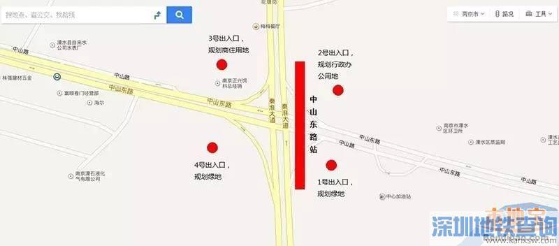 宁溧城际最新站点有变化 溧水境内设8个站