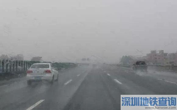 小编告诉你:下雨天行车应该开雾灯还是双闪灯001