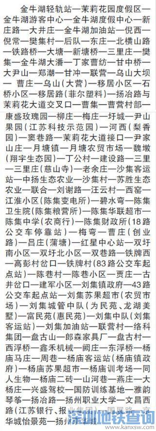 南京到扬州怎么去(动车、大巴、公交)