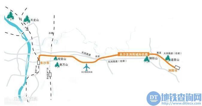 长浏城际铁路通车时间