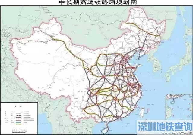 绵阳-遂宁-内江-自贡区域连接线位于西部地区铁路网