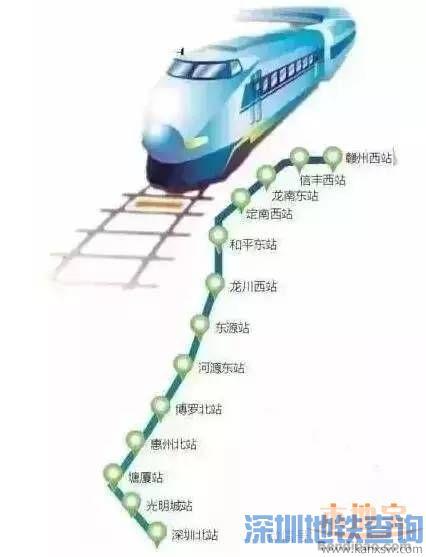 赣州龙南高铁规划地图内容|赣州龙南高铁规划地图 ...