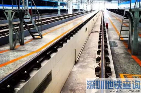 深圳地铁9号线西延线主体结构开建 预计2020年通车