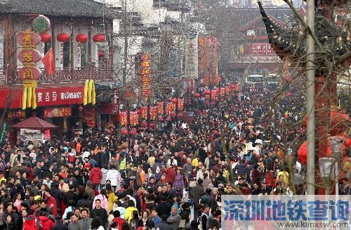 2016中秋节重庆景区周边拥堵道路绕行线路出行攻略