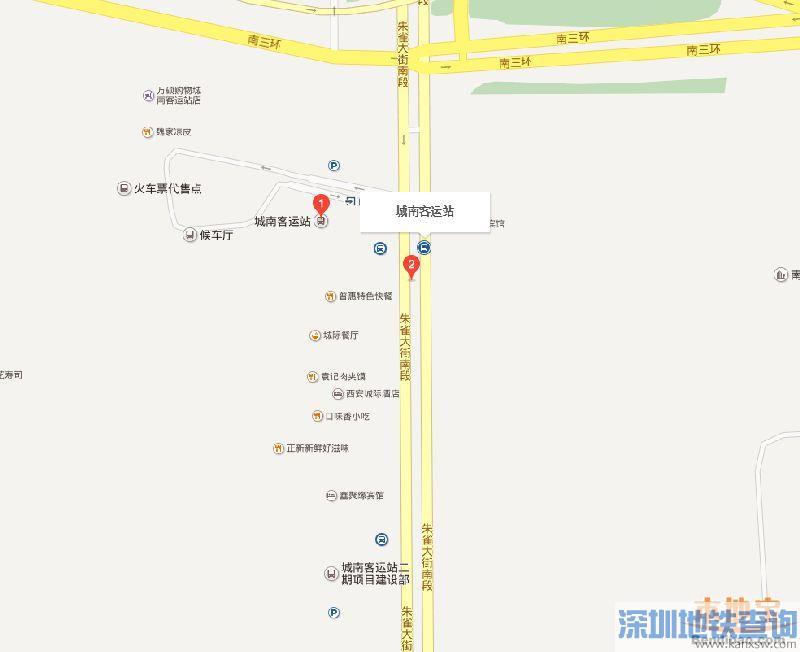 西安城南客运站开通留坝直通车 每周六7:30出发怎么订票怎么乘车?