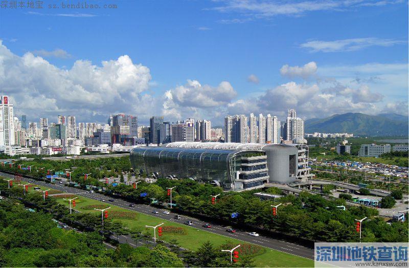 深圳8大汽车站地址+电话+服务时间+公交地铁