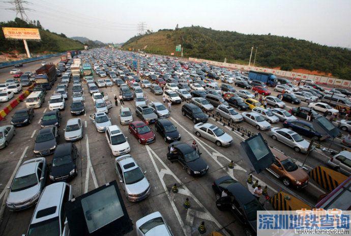 2016中秋南京高速公路出行提醒 哪些路段容易堵易出事故?