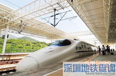 受超强台风莫兰蒂影响 深圳这些列车线路停运