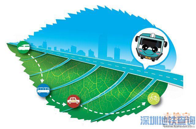 深圳公交出行宣传周开始 将建微信群征集线路建议