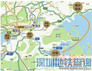 梅沙旅游专用口岸或恢复使用 至香港沙田只需半小时