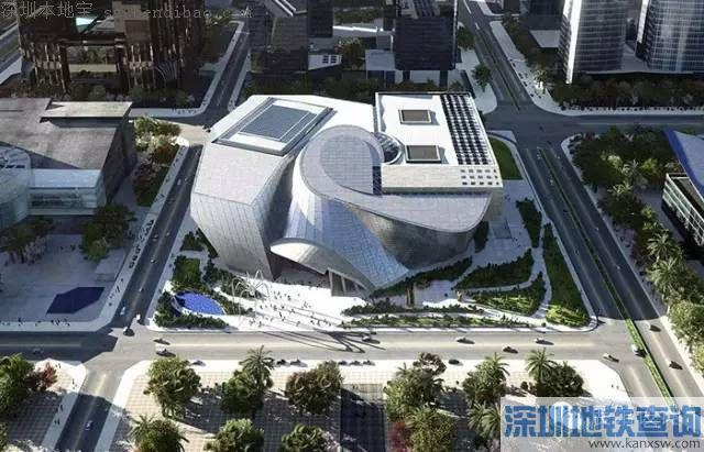 深圳又一好去处!深圳市当代艺术与城市规划馆建成