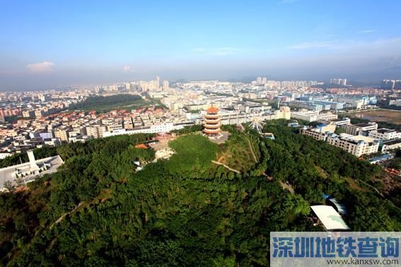 东莞塘厦房价五年涨169.46% 现在均价多少