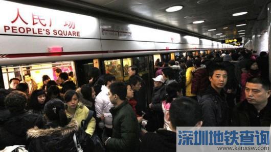 沪人民广场站改造启动由1月14日延至17日