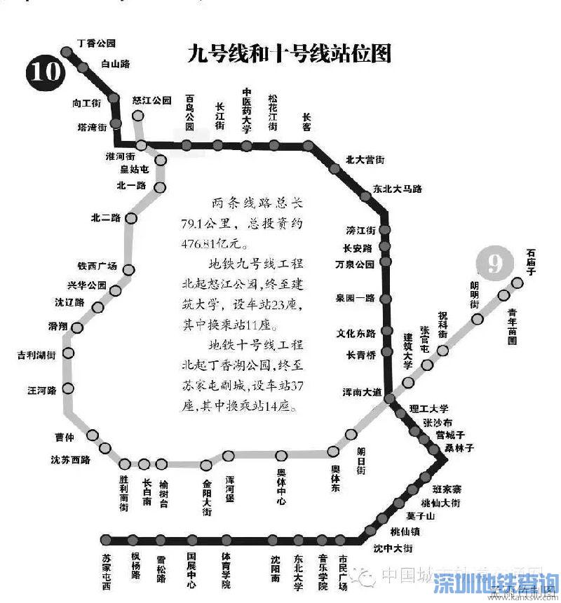 沈阳地铁9号线最新消进展情况:上半年恢复所占机动车道