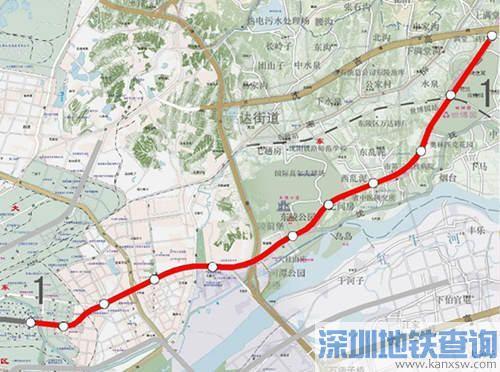 沈阳地铁1号线将东延至世博园 附线路走向
