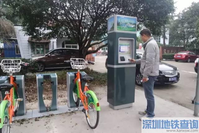 宁波奉化区投入首批公共自行车宁波市民卡可借还 附30个公共自行车网点