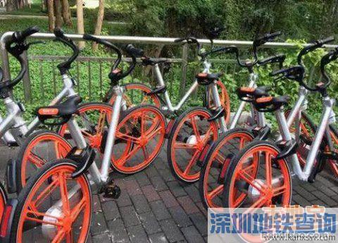 深圳摩拜单车投放量超10万辆 单次骑行最远达61.7公里