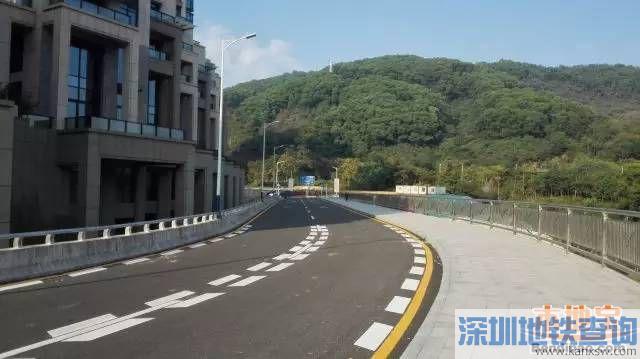 深圳莲塘地铁站_深圳莲塘人口