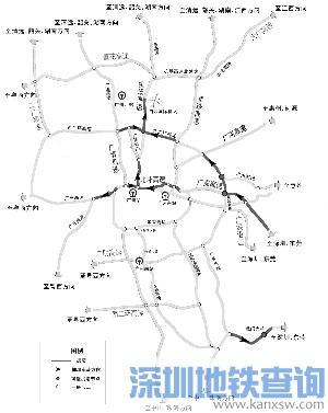 2017春运广州出城高峰持续至26日 高快速路避堵指南一览