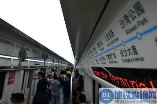 长沙地铁2号线西延线二期延增11个站都哪些?