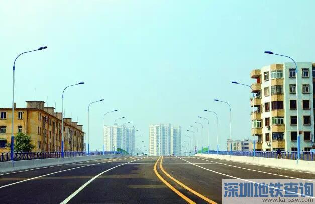 白云区云山大桥建设要加速 宝华路打通工程明年10月完工