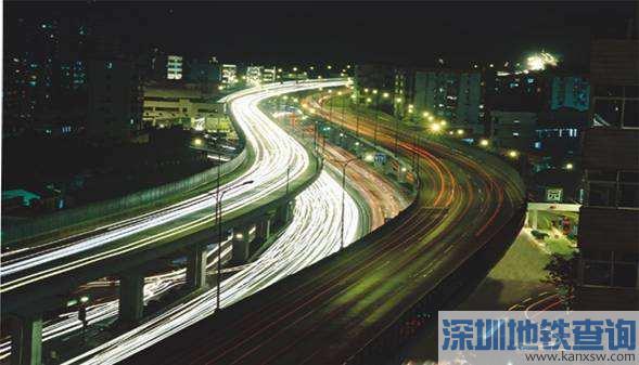 2017年11月1日起广州北环高速可扫码支付通行费
