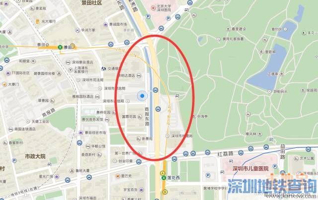 深圳走潮汐车道应该怎么通行?按时段内允许通行方向驾驶