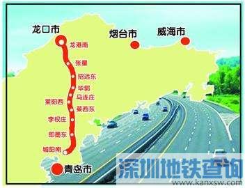 龙青高速公路最新消息:路基工程已完成75%