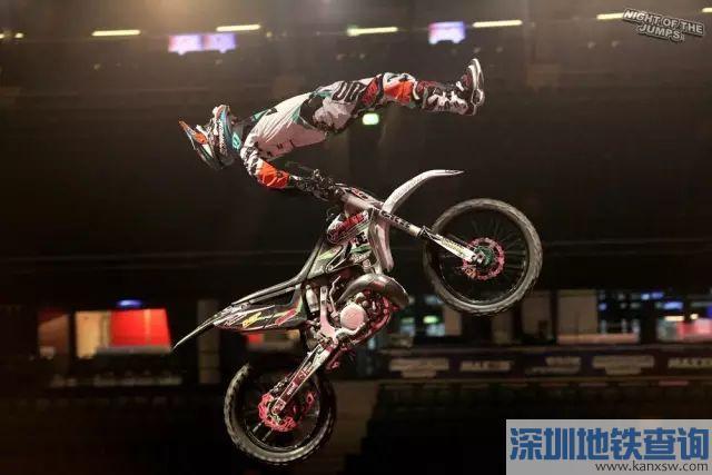 2017国际花式极限摩托世锦赛在深圳举行时间、地点
