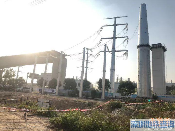 穗莞深城轨关键工点电力迁改顺利完成 计划采用公交化运营模式全程60分钟