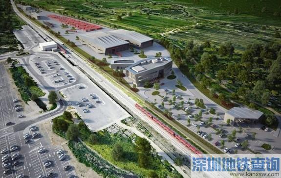 """深圳地铁签约以色列特拉维夫""""红线轻轨""""项目 首次参与发达国家城市轨道交通运营维护"""