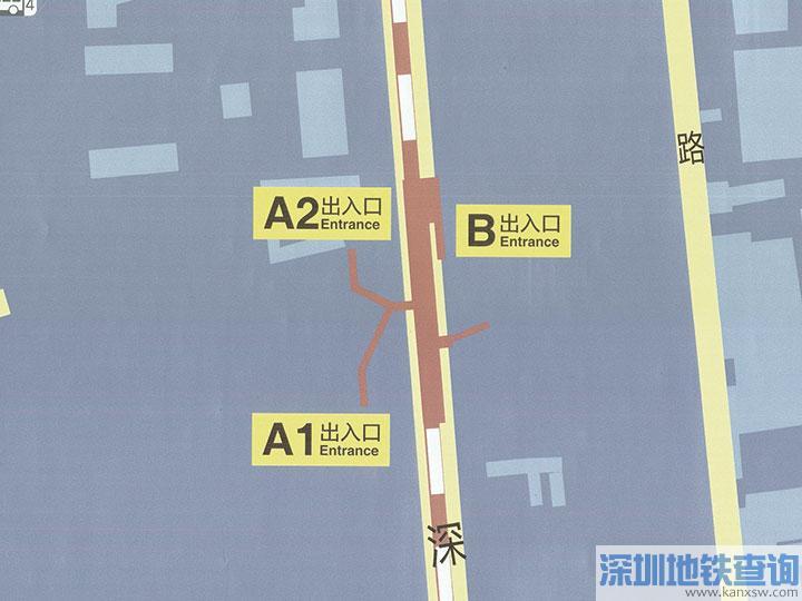 青岛地铁2号线东韩路站各出入口位置附近公交站点、公交线路、换乘攻略一览