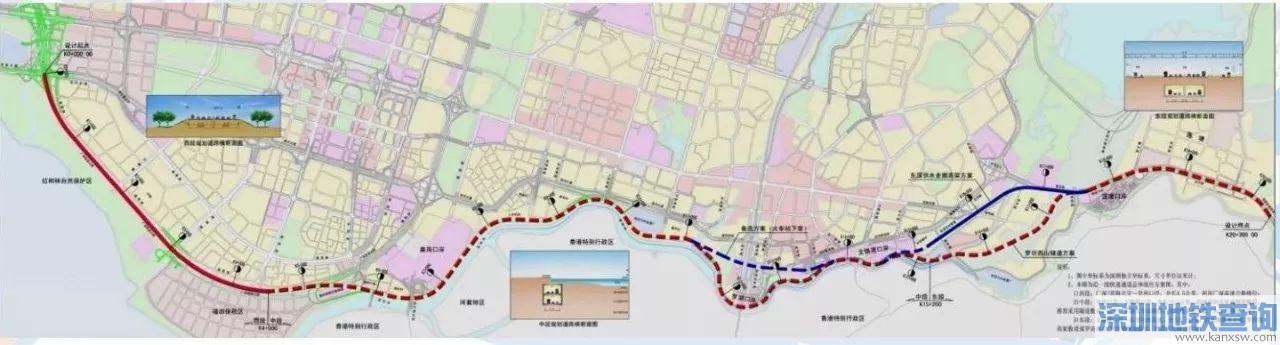 深圳罗湖对外道路建设将加快 附各项目盘点