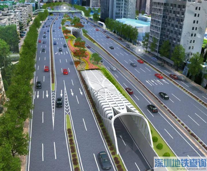 春风隧道2017年底前开始盾构井主体施工 预计2021年完工