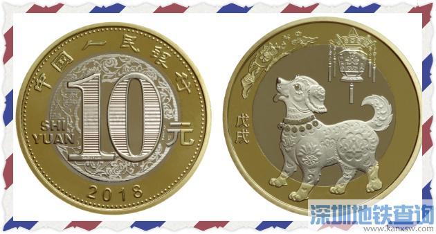 2018年狗年纪念币怎么预约兑换?最多能预约多少枚?