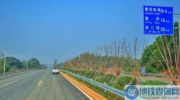 金阳大道长沙县段预计2017年内通车