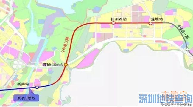 深圳地铁2号线3期莲塘口岸站至仙湖路站区间暗挖隧道提前2个月贯通