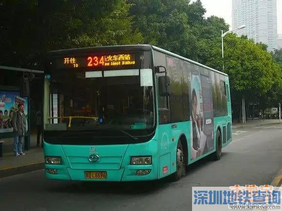 2017元宵节前后 深圳多条公交延长运营时间 附具体公交线路一览