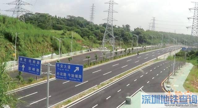 深圳红棉路隧道标段今年9月底前有望通车