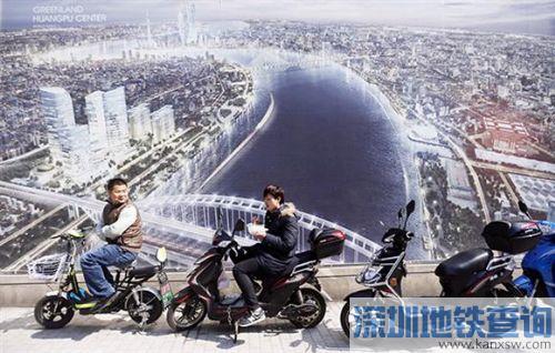 上海今起非标电动车禁止上路 违者将罚款50元