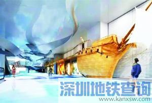 """广州白云机场首个大型历史文化景观""""海天走廊""""开建"""