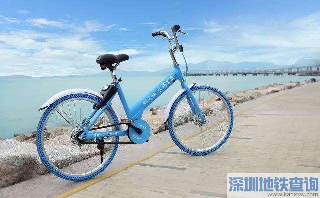 """广州小鸣单车试点""""虚拟车桩""""停车模式 乱停放小心单车锁不上"""