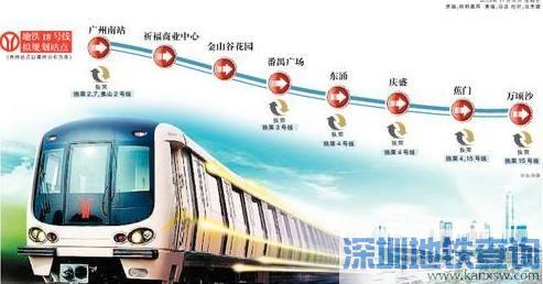广州地铁18、22号线时速160公里 南沙到天河只需半小时