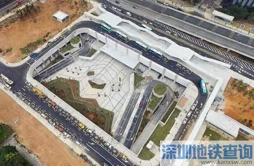 """西丽高铁站或将建成第二个""""深圳北站"""""""